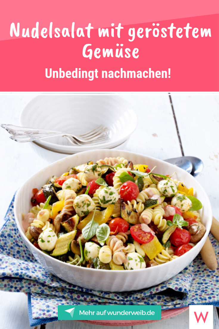 Photo of Pasta Salad Recipes: 19 Different and Delicious | WUNDERWEIB