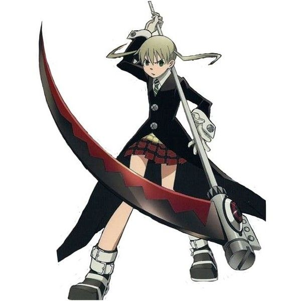 Gallery For Gt Soul Eater Maka Png Liked On Polyvore