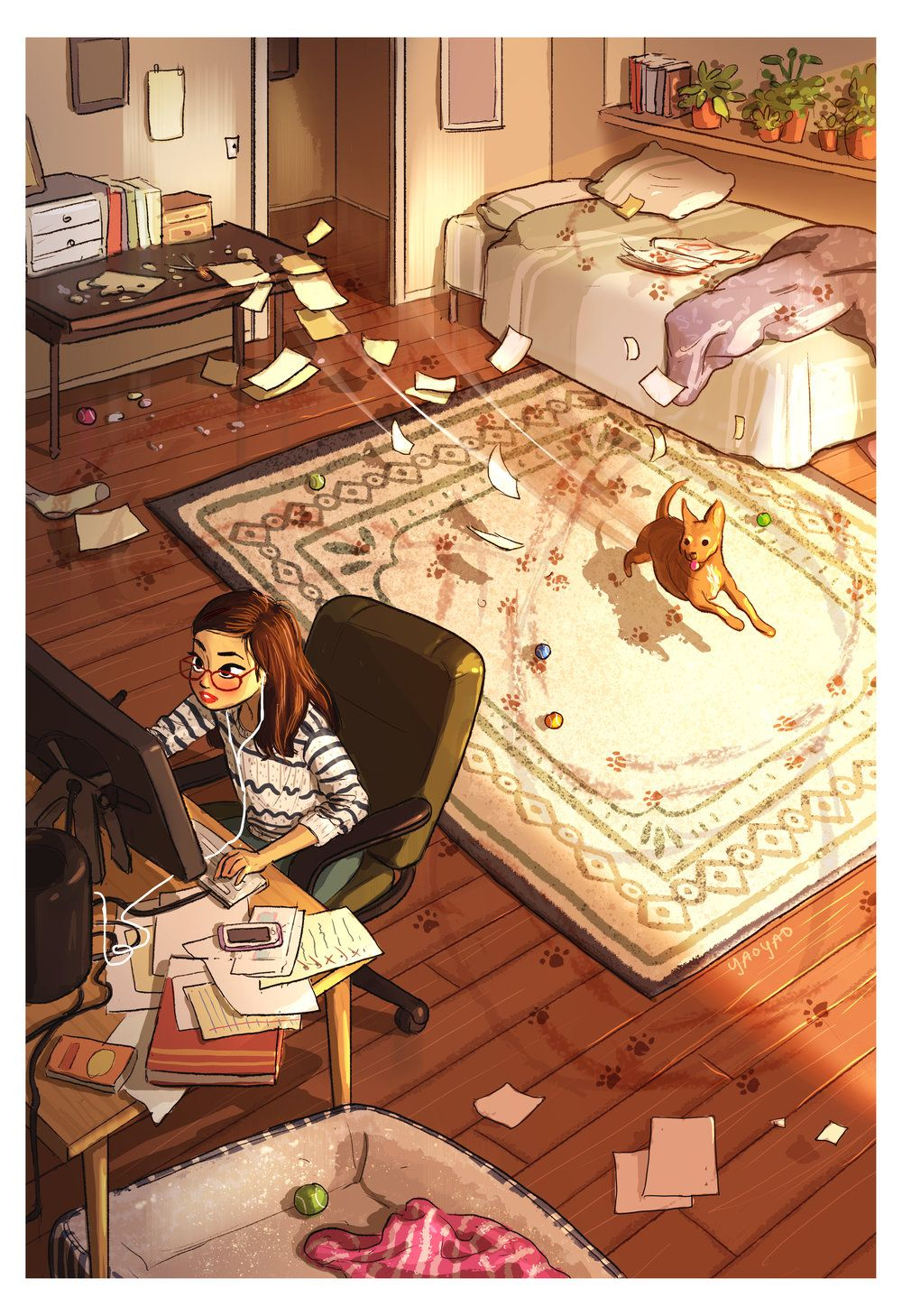 Illustration, Drawings