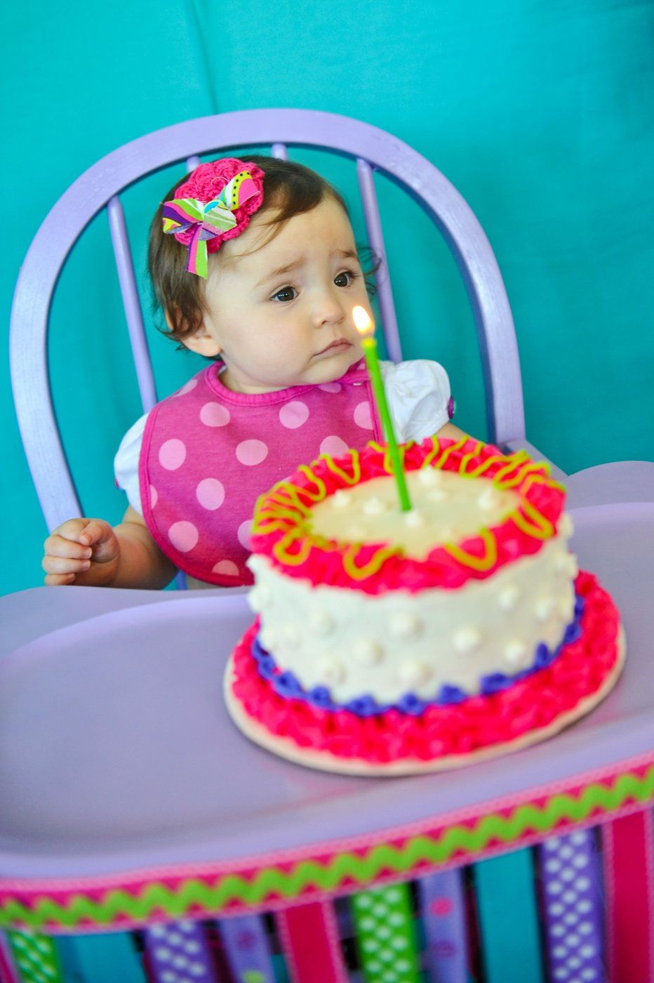Blow out the candle 1st birthday parties 1st birthday