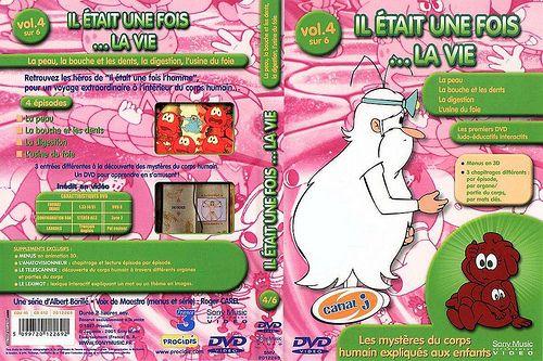 Il etait une fois la vie - Dvd Volume 04