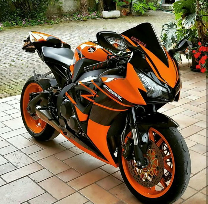 Honda CBR 1000 Sport motorcycle, Motorcycle, Honda cbr