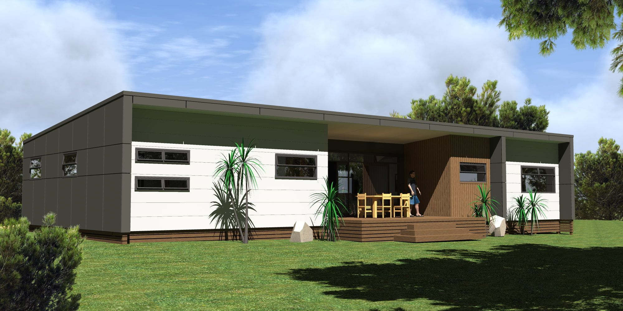 Sneak Peak At Stria Cladding And Timber Home Being