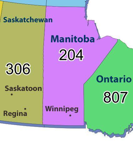 Area Codes For Winnipeg Manitoba Call Winnipeg MB WINNIPEG - Where is winnipeg
