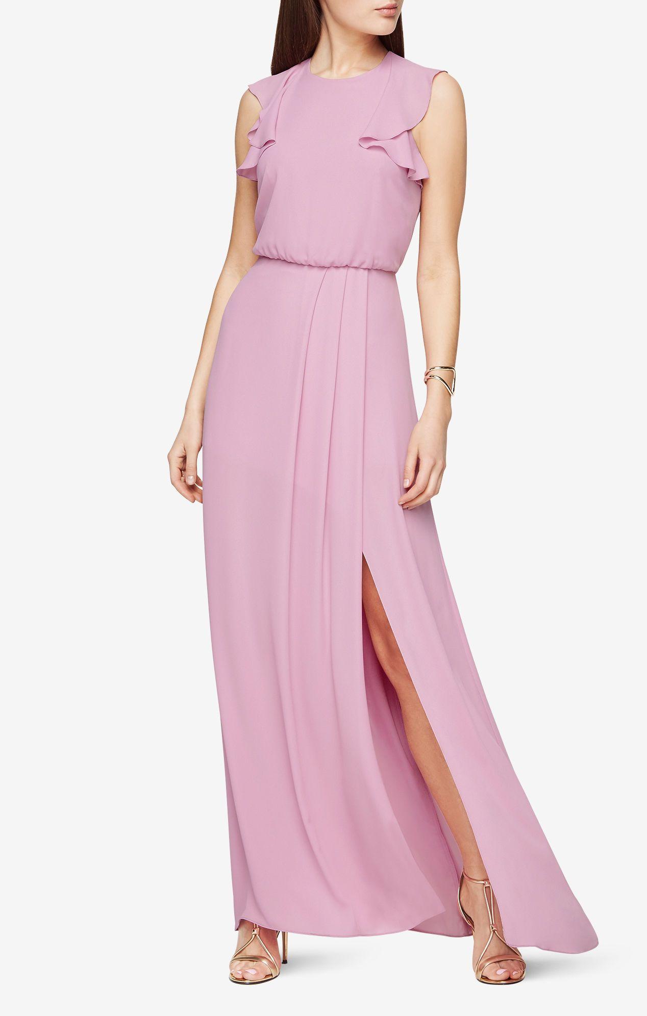 Angelika Ruffled Gown | Semi-formal/Formal Dresses | Pinterest