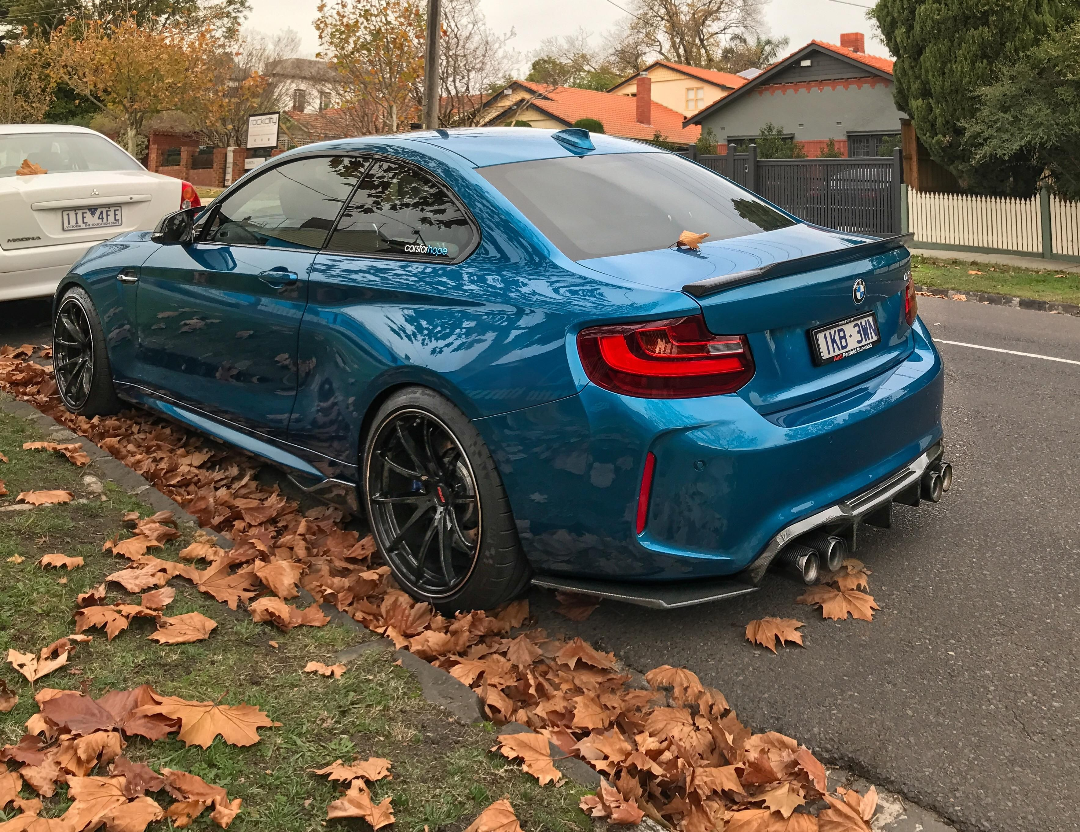 Winter Beckons... (BMW M2) | Cars | Cars, Bmw m series ...