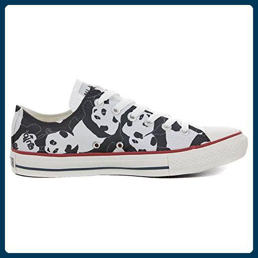 Converse All Star personalisierte Schuhe (Handwerk Produkt) Slim Colors  46 EU