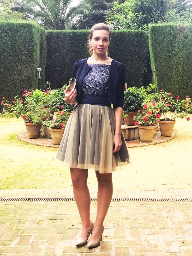 Come vestirsi per un matrimonio in autunno  Ecco il vestito che ho scelto!   0570fdc71d9