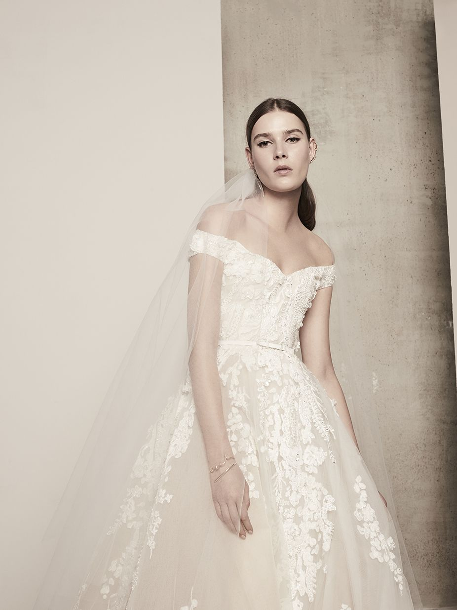 Elie saab bridal spring dream wedding pinterest elie