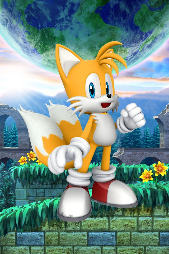Tails Wallpaper Sonic The Hedgehog Cool Wallpapers And Backgrounds