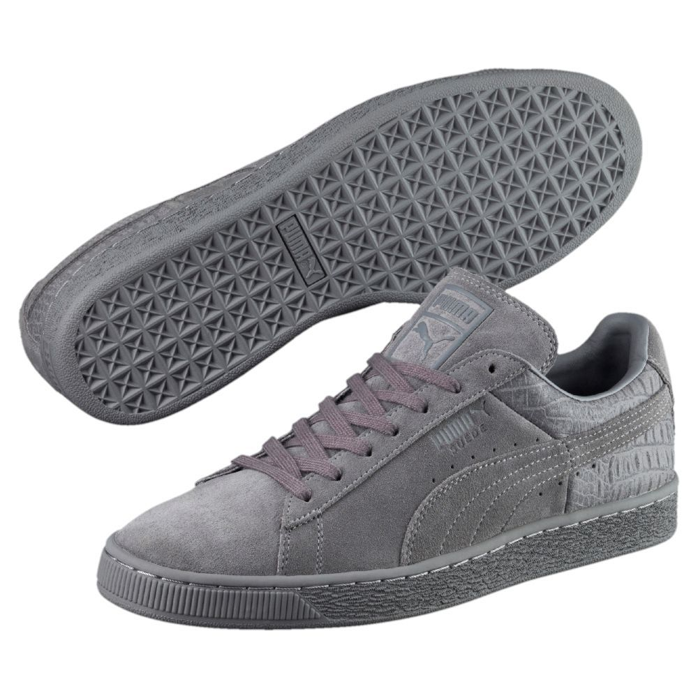 mens puma suede classic casual shoes