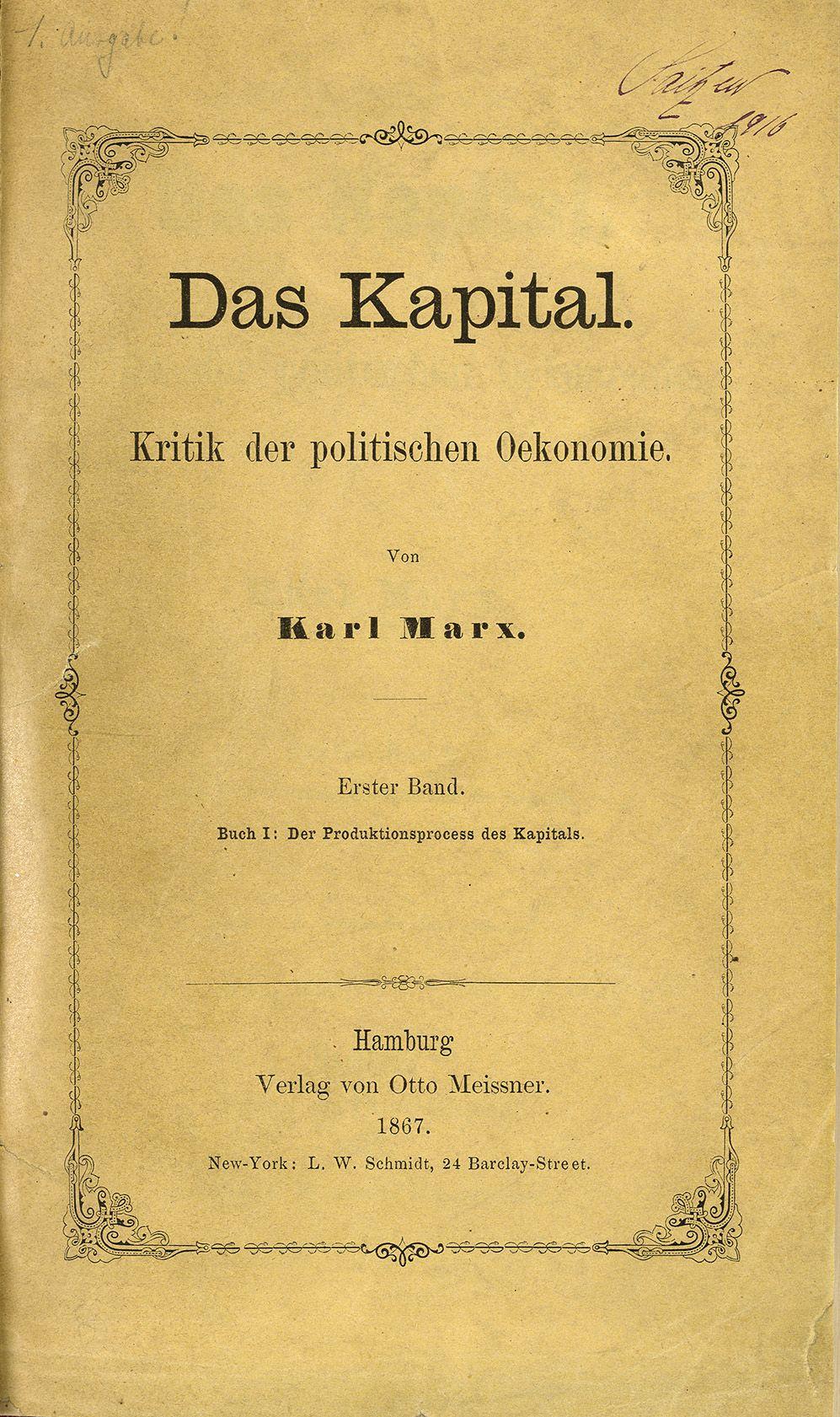 """marxismo, Karl Marx, Il Capitale, """"Il Capitale"""" di Marx a 150mila euro, politica, asta, libro, vendita, autografo, Marx, dottrina,"""