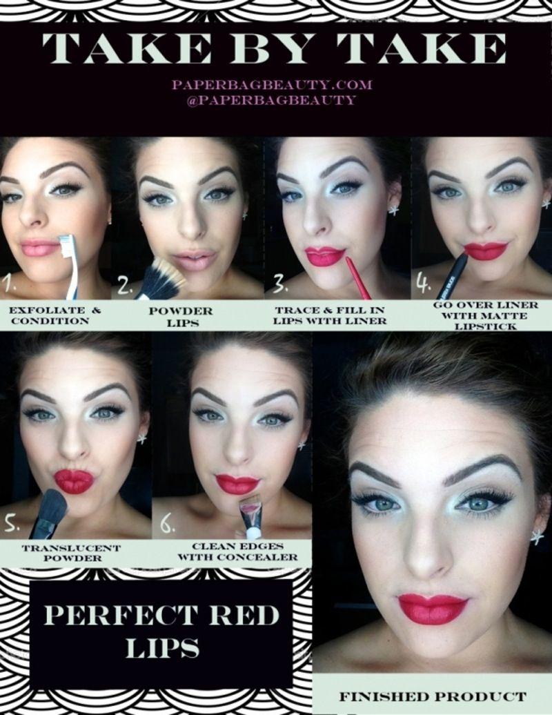 Watch Secrets of a pretty pout – How to choose a suitable pretty pout video