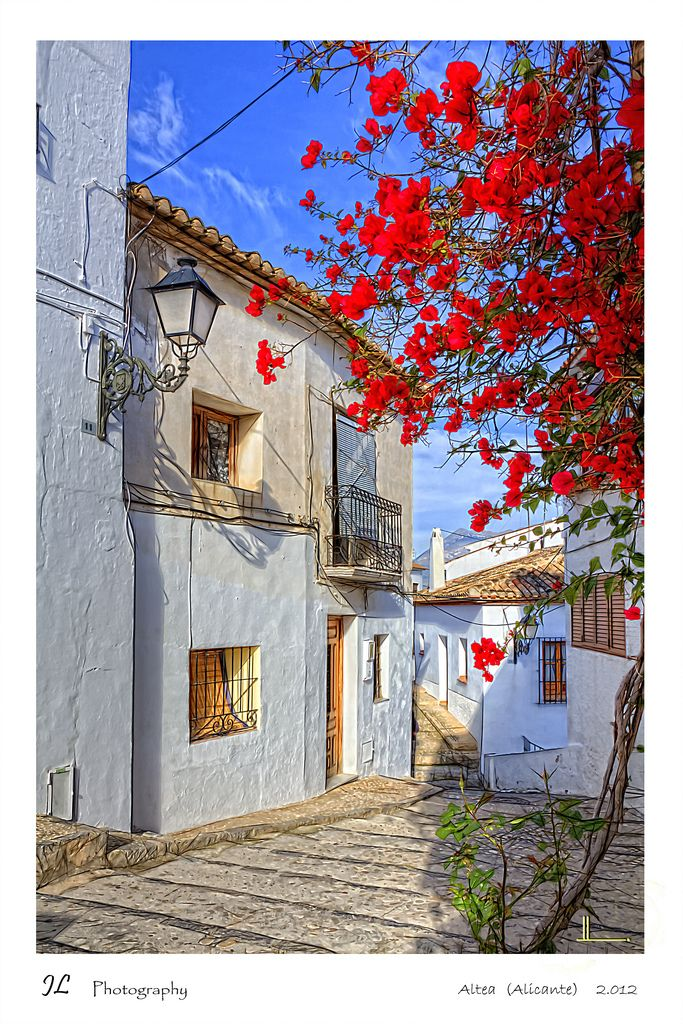 Altea, Alicante_ Spain