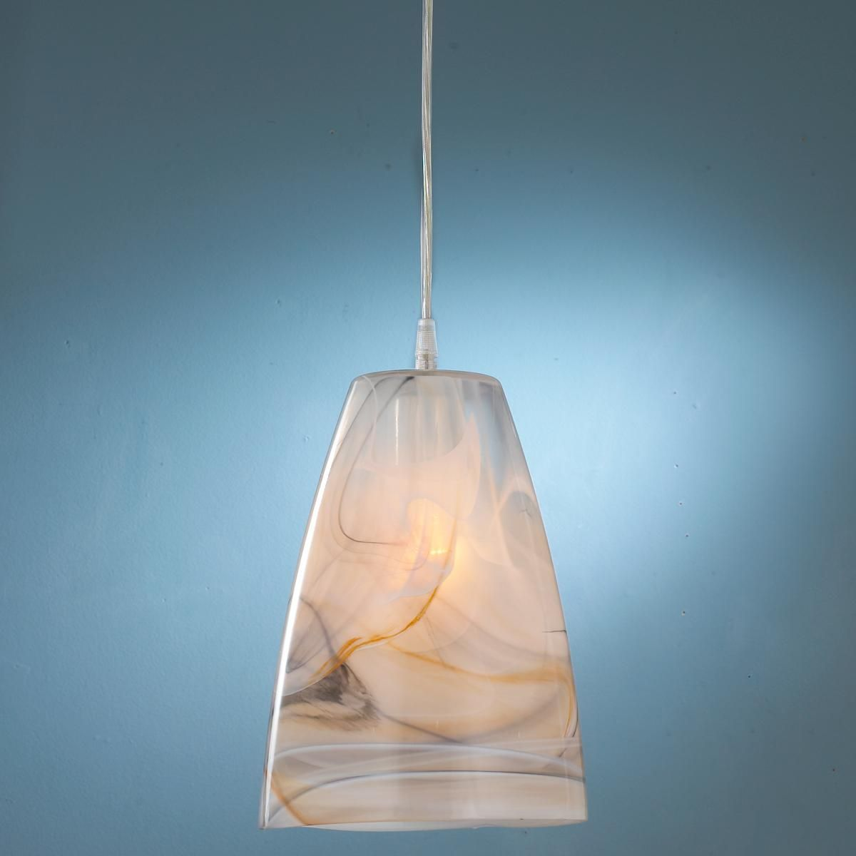 129.99 Shades of light. #SKU:PE12044RU Art Gallery Glass Pendant ...