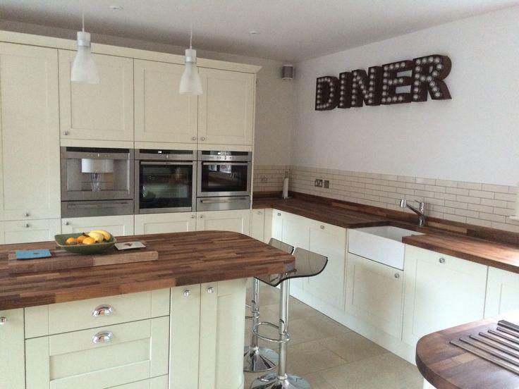 wren shaker sage timber kitchen - google search   kitchen