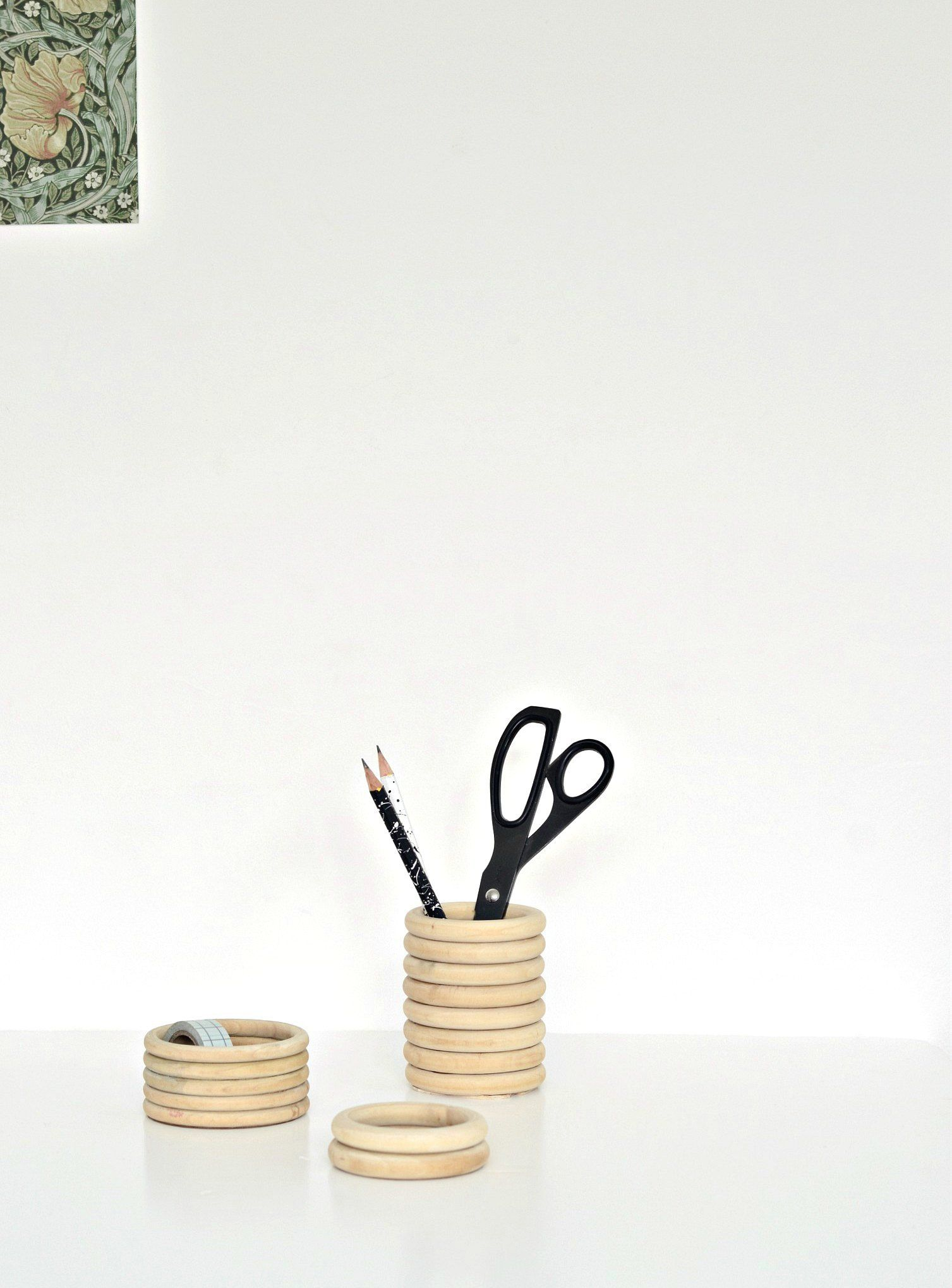 DIY wooden pencil holder and mini #desk accessory holders | your DIY ...