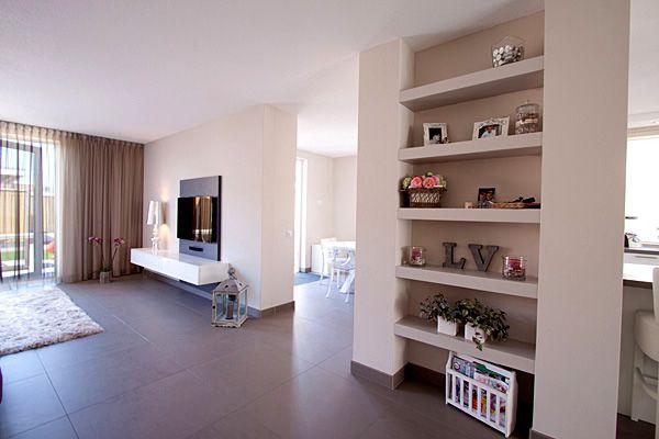 Inrichting en ontwerp keuken en woonkamer | Interieur | Pinterest ...