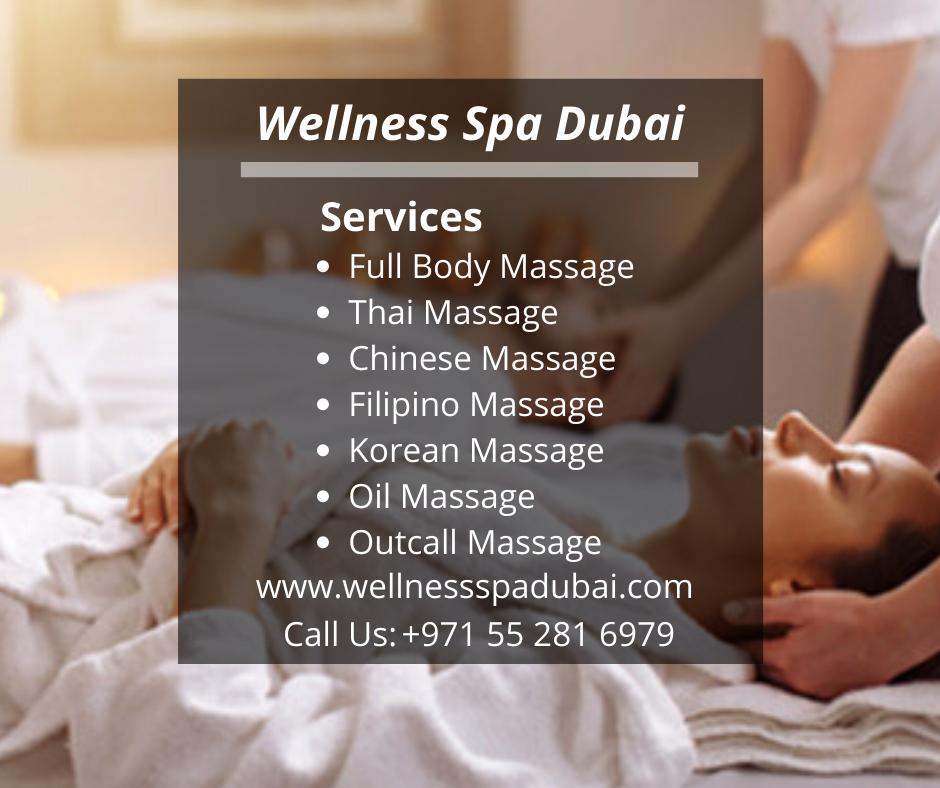 The Best And Cheap Wellness Spa In Dubai Good Massage Massage Center Wellness Spa