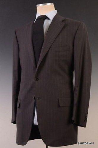 KITON 13.2 Micron Exclusive SUPER 220's Suit EU 56 NEW US 44 46