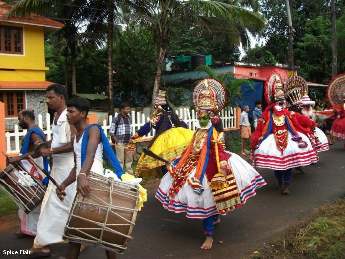 Onam A Culinary Odyssey (With images) Onam festival