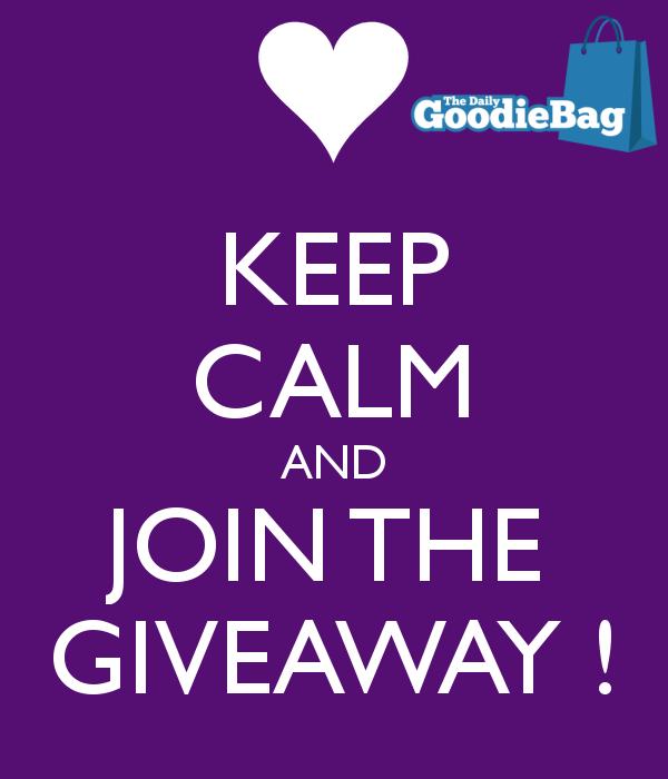Dailygoodiebag Giveaway Contest between November 28 – December 7
