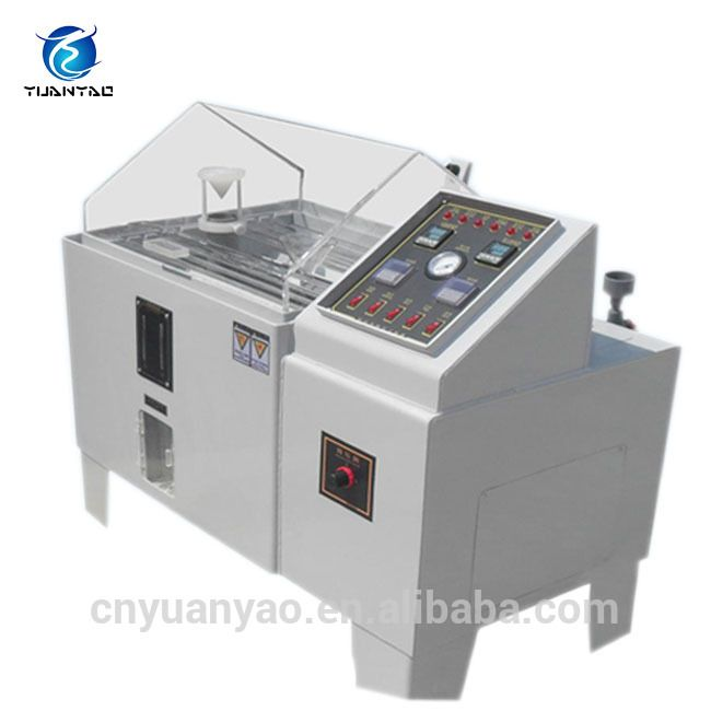 Coating Salt Spray Test Chamber Is A Standardized Test Method Used To Check Corrosion Resistance Of Coated Samples Coatingsaltsprayt Salt Spray Spray Chamber