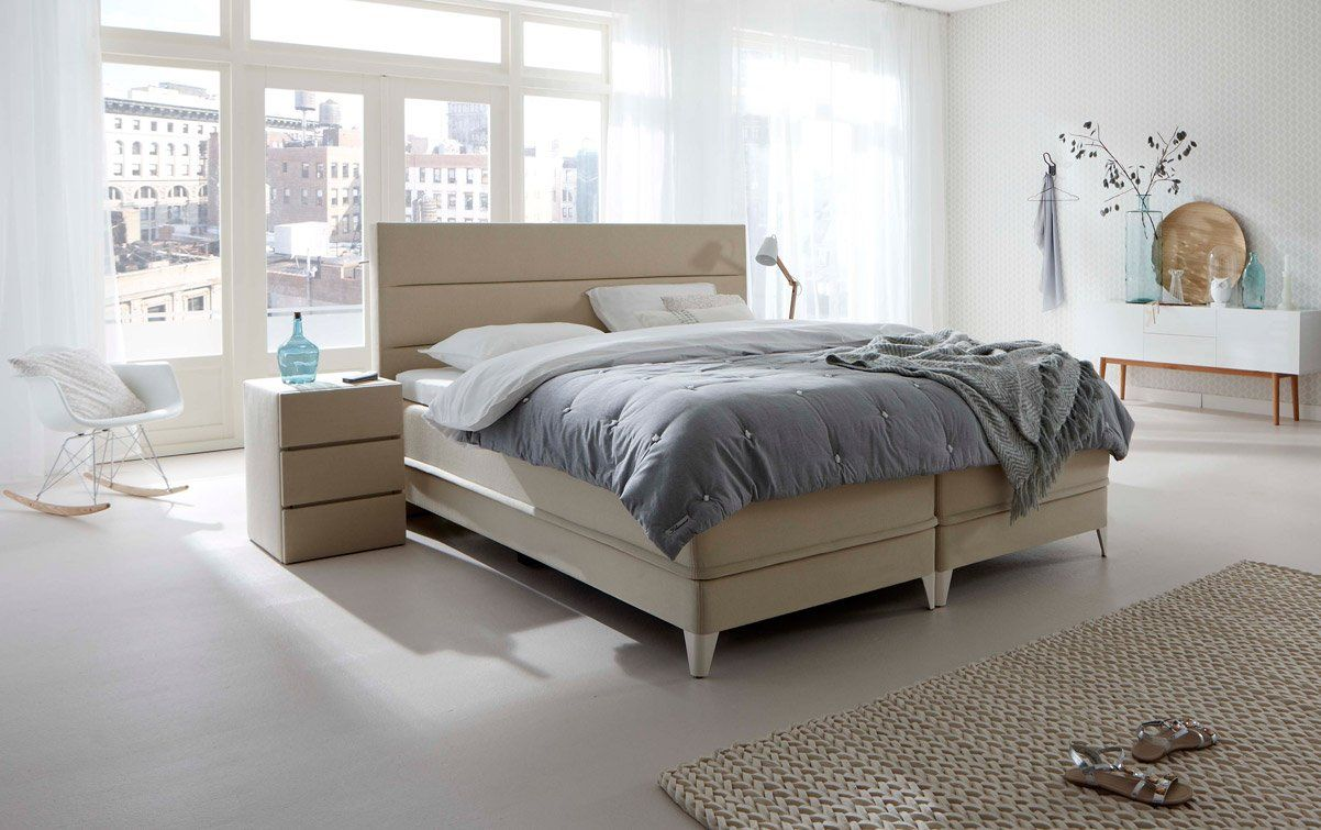 Boxspring Lifestyle 500-S | bedroom | slaapkamer | Boxsprings ...