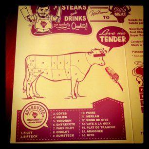 Carte Soul Meat