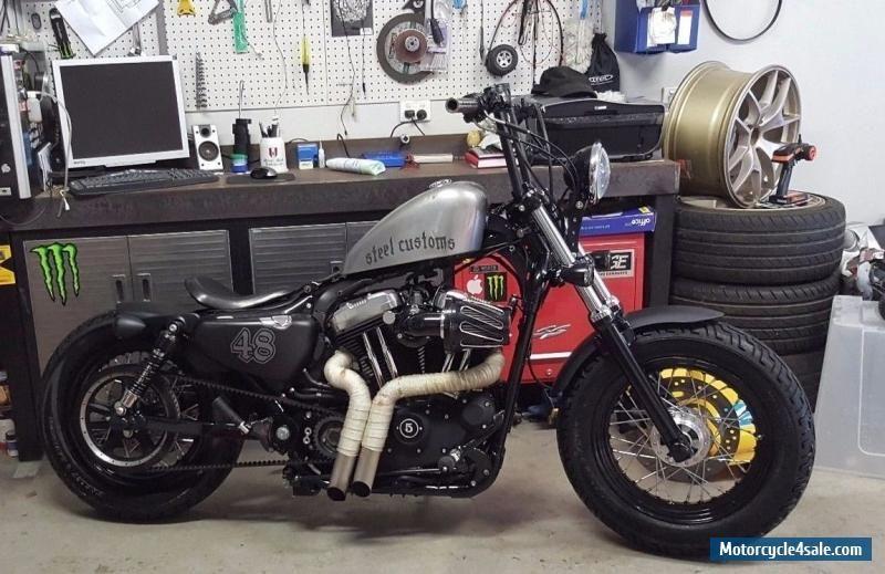 Harley Davidson Forty Eight Bobber Harley Davidson Road King Dessin Signs