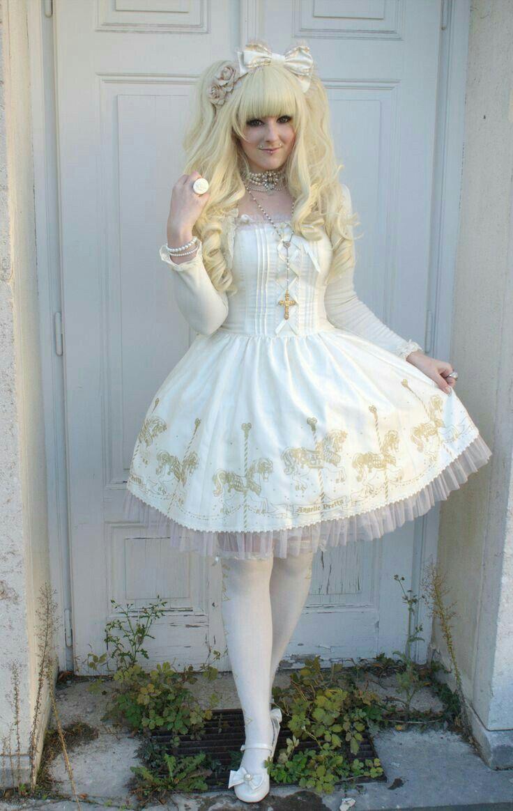 Pin by John smith on Pretty Lolita sissy   Pinterest   Lolita ...