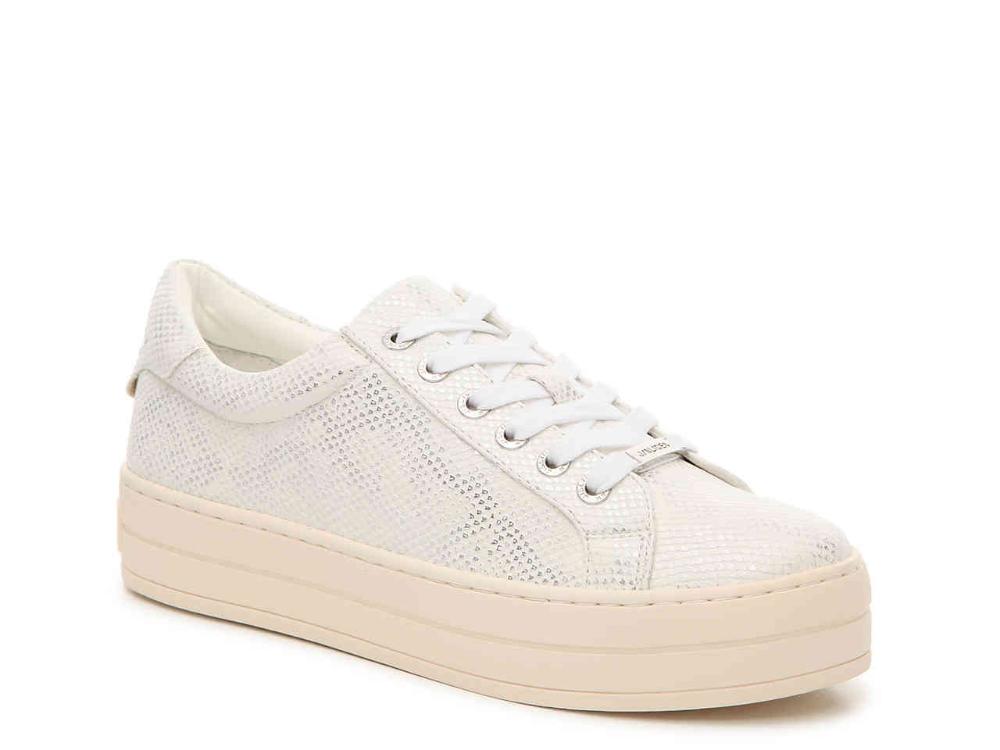 J Slides Hilton Platform Sneaker