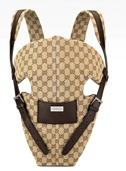 Louis Vuitton Baby Carrier