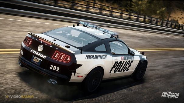 Need For Speed Rivals Has Just Received A Game Patch That Introduced The 2015 Ford Mustang Model Use By Players Days After Cars Real Life