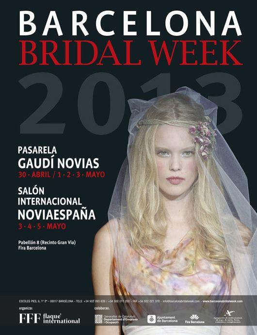 Barcelona Bridal Week 2013: http://the-sweet-mess.com/2013/04/29/barcelona-bridal-week-2013/