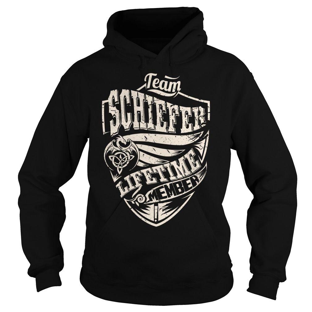 Team SCHIEFER Lifetime Member (Dragon) - Last Name, Surname T-Shirt