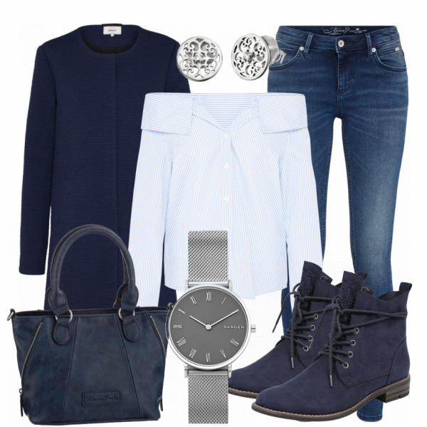 Business Outfits  Arbeitstag bei FrauenOutfits.de  womensworkfashion ... fac268dd84