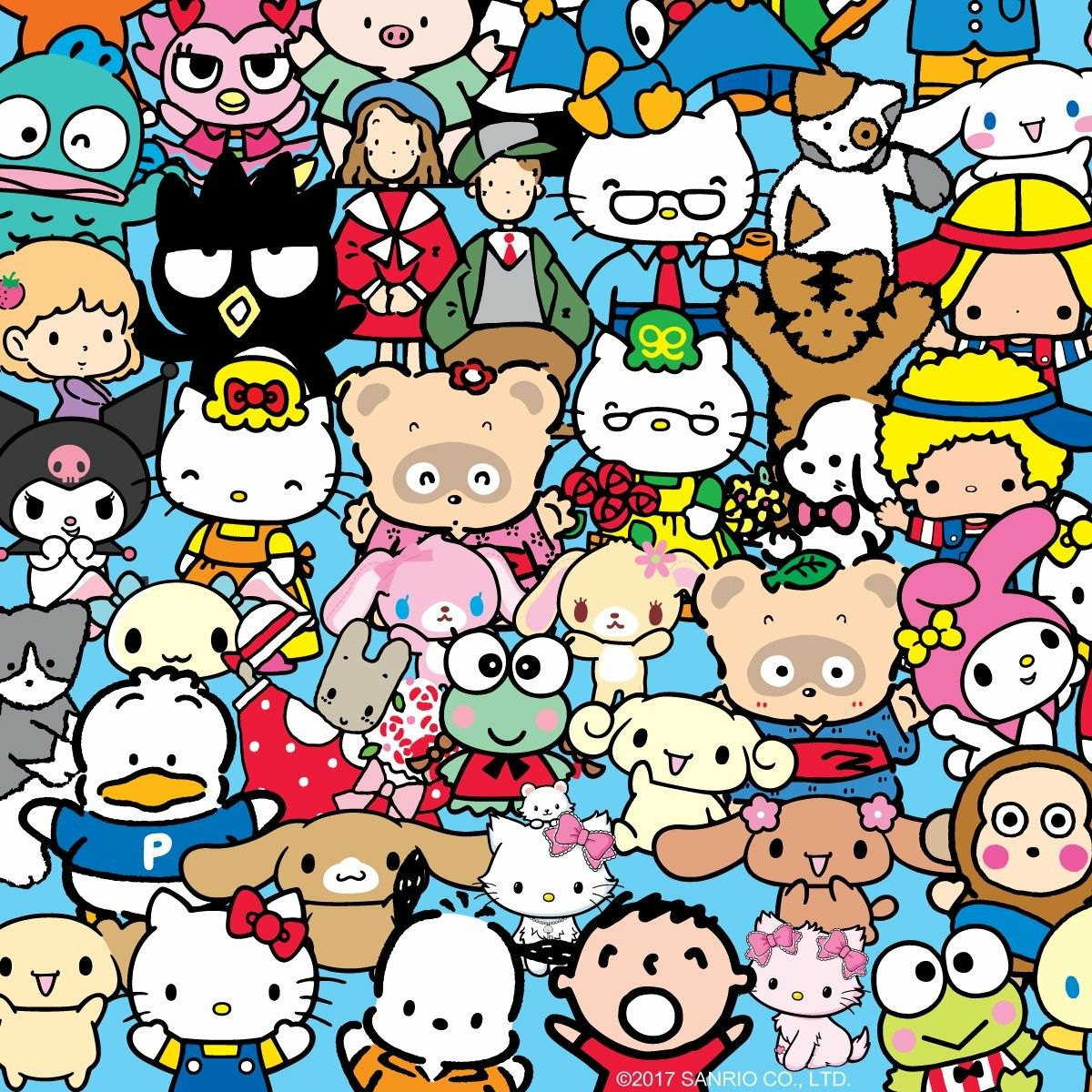 Sanrio Characters Sanrio Hello Kitty Wallpaper Hello Kitty