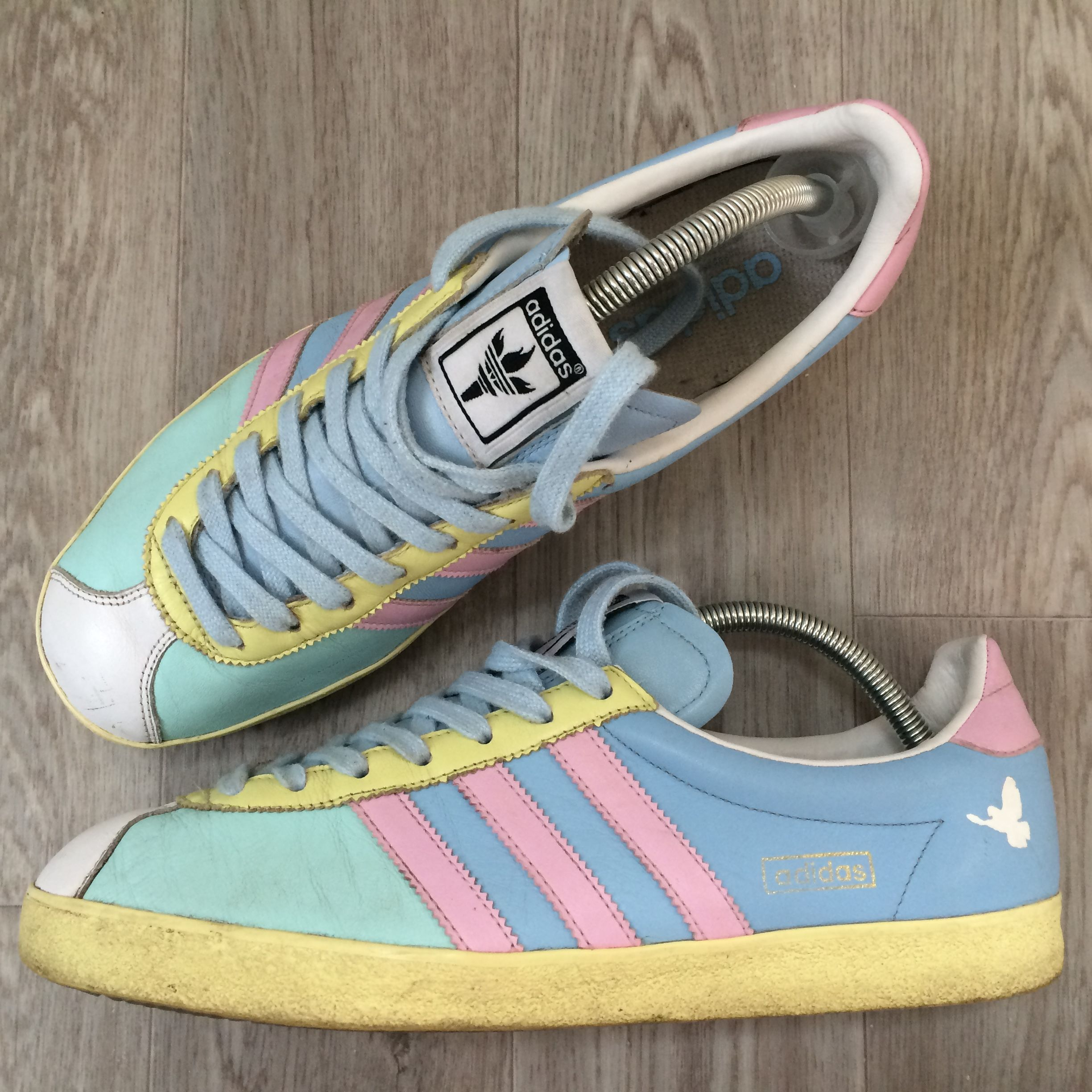 1964 VINTAGE ADIDAS WILHELM BUNGERT TENNIS SPORT SHOES 60`S AMSTERDAM KOLN  BERN in Clothes, Shoes & Accessories, Men's Shoes, Trainers | eBay |  Pinterest ...