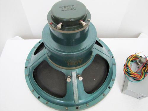 Details about Altec Lansing 604 E Duplex Speaker in Original