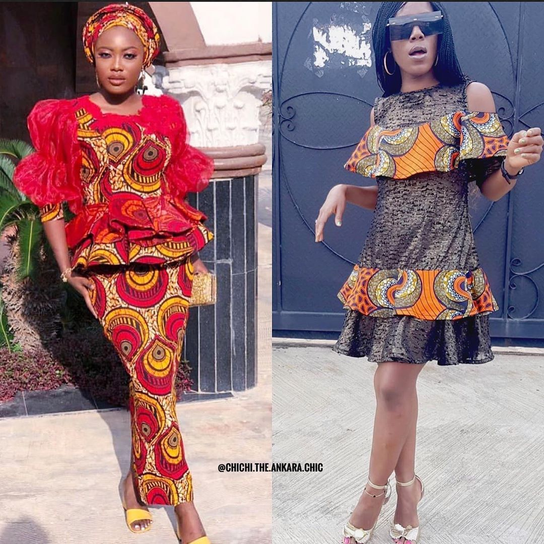 150 Unique Ankara Styles Dresses For Ladies To Check Out | Correct Kid