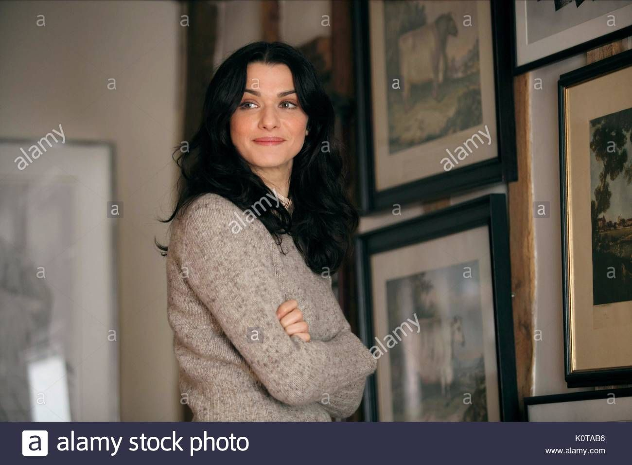 Download this stock image RACHEL WEISZ PAGE EIGHT (2011
