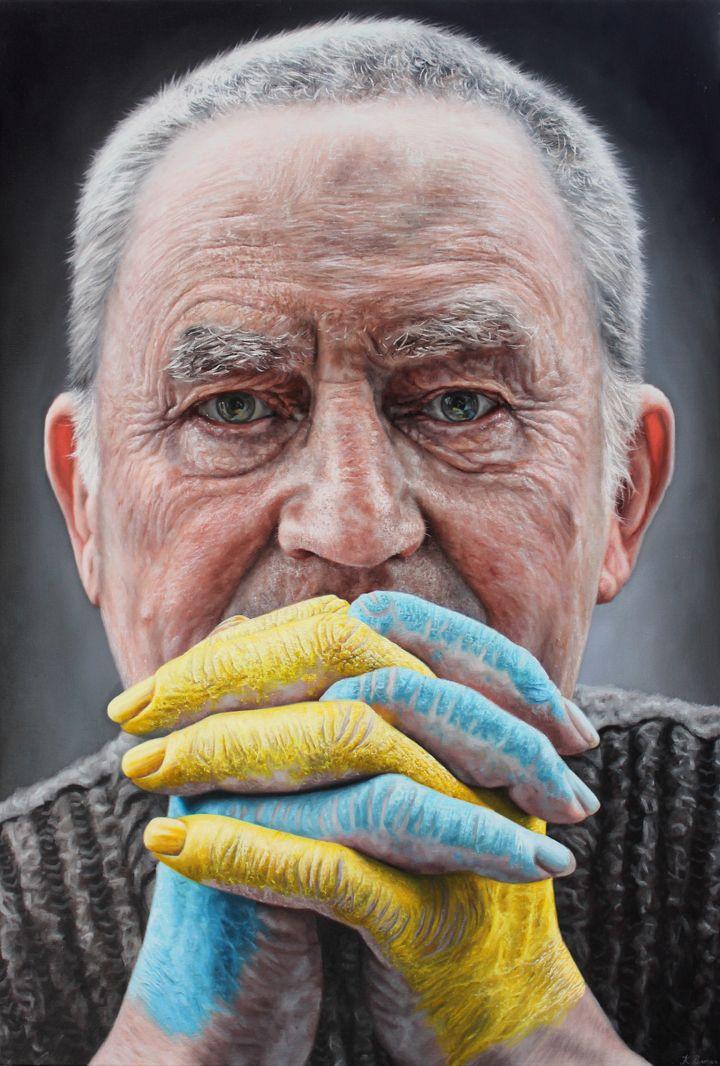 Hyperreal Paintings By Kyle Barnes IGNANT Hyper