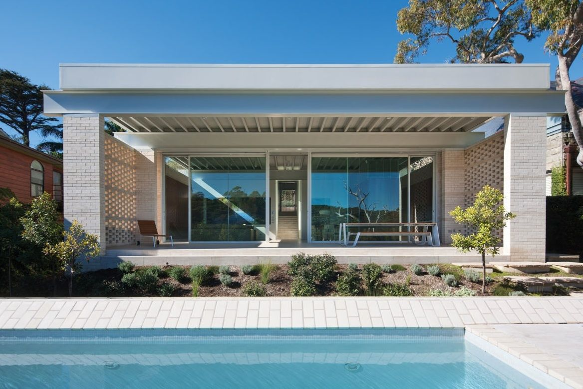 Stewart House by Chenchow Little | Residential | Pinterest