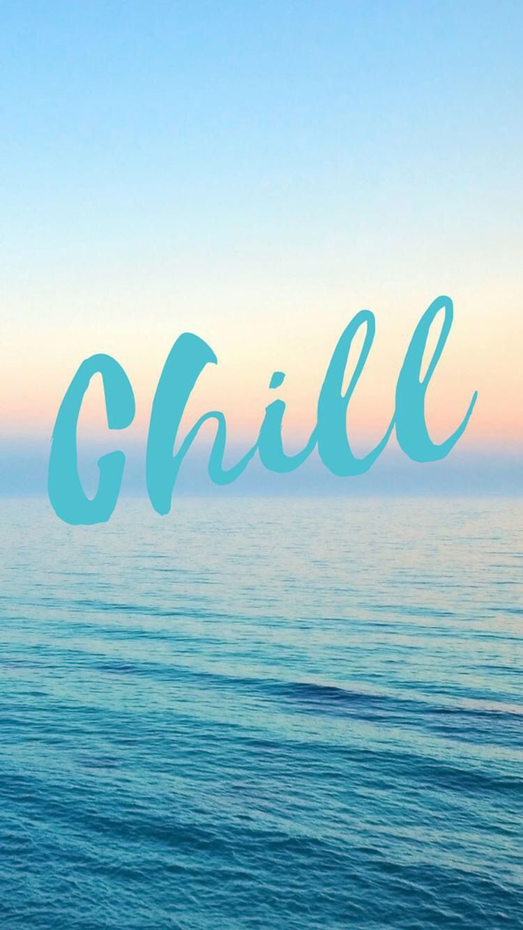 Just chill!✨