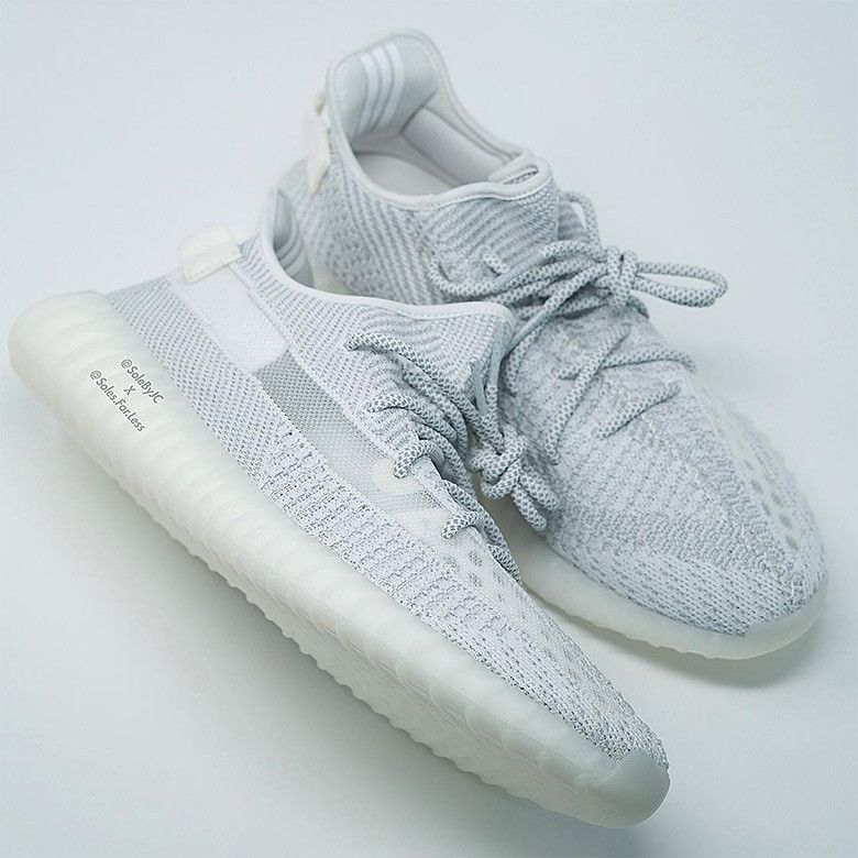 a1ff8277b70b52 adidas Yeezy Boost 350 v2 Static Reflective Releases On December 26th  Exclusively On Yeezy Supply