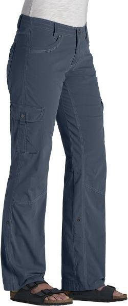 0108750f494 KUHL Women s Splash Roll-Up Pants Plus Sizes Metal Blue 20 ...
