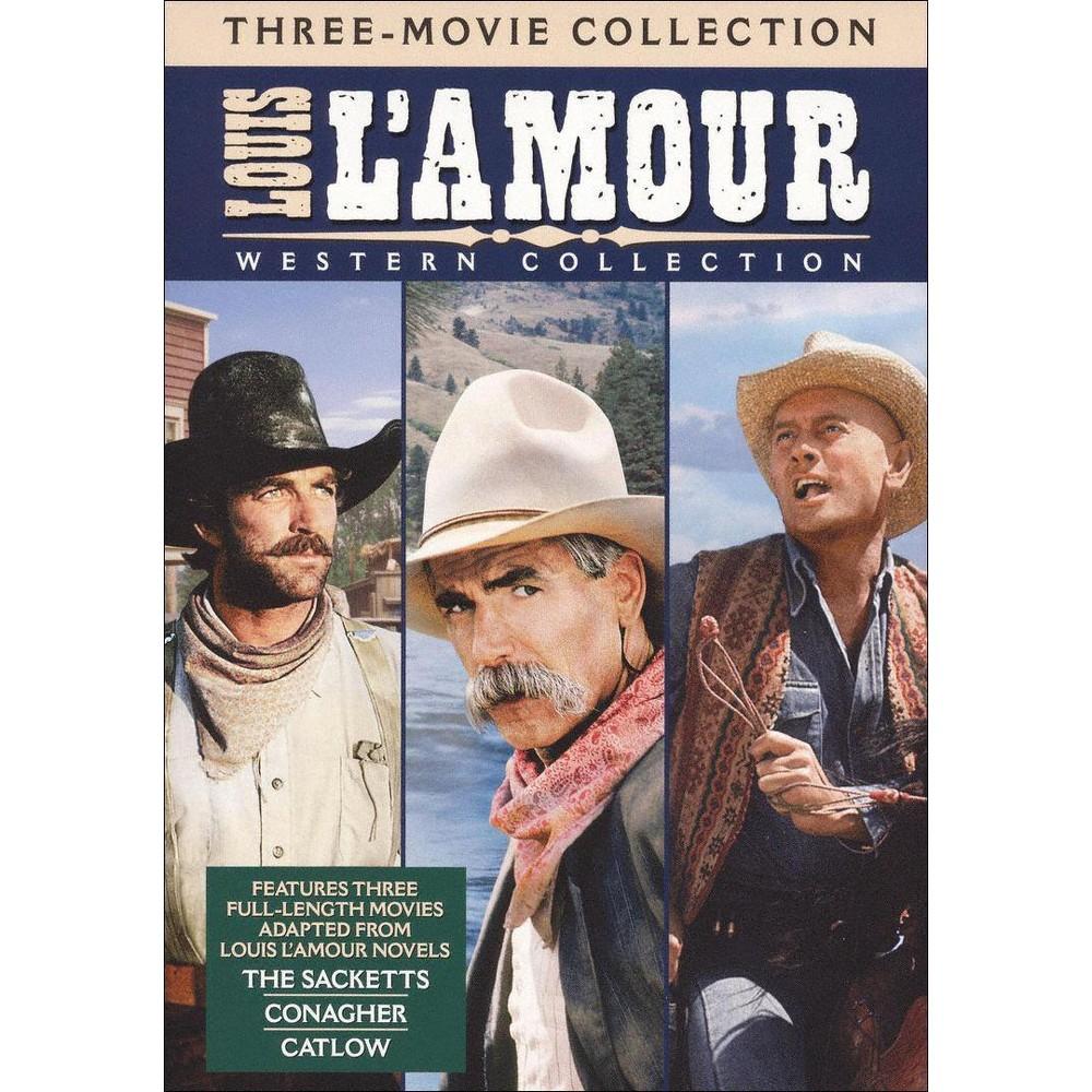 Louis lamour western collection dvd louis l amour