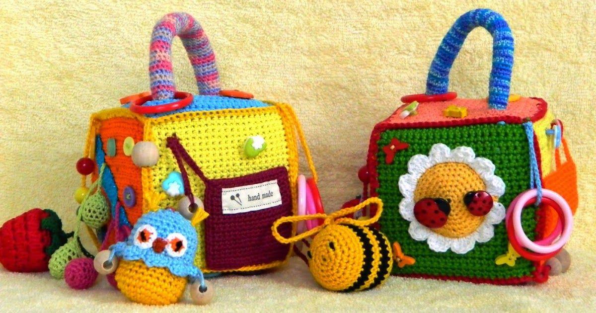 Блог о вязании развивающих игрушек, о вязанных бусах, о ...
