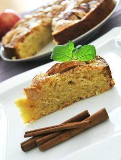 apple cake, Apple pie, apples, cinnamon, Ciasto jabłkowe, jabłka, cynamon